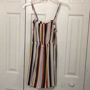 Striped Forever 21 Dress